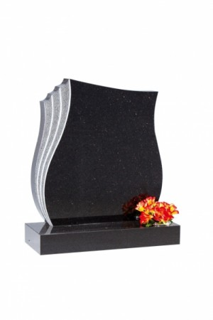 EC10 Star Galaxy headstone