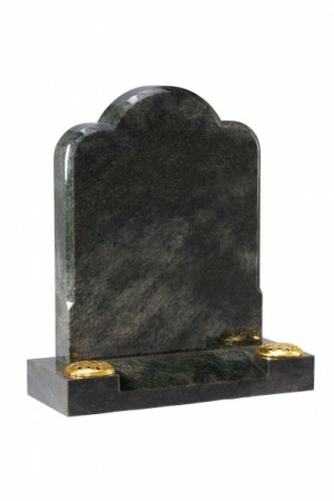 Tropical Green Granite Headstone