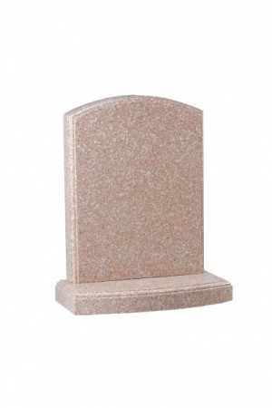 Xiamen Pink Granite Headstone