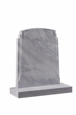 Dove Grey Marble Church Memorial