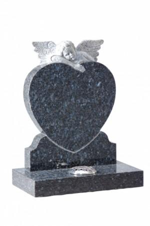Blue Pearl Granite Children's Memorial