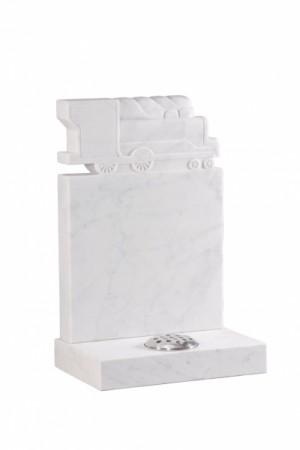 Marble Children's Memorial Headstone