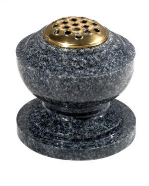 Stratford Grey Memorial Vase