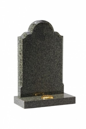 Jade Green Granite Memorial Headston EC50
