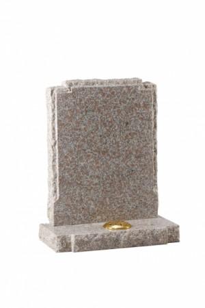 Autumn Brown Granite Memorial Headstone