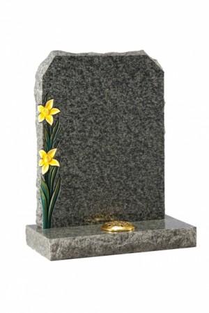 EC67 Jade Green Granite Memorial Headstone