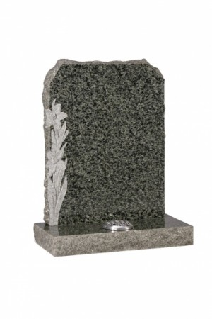 EC68 Jade Green Granite Memorial Headstone