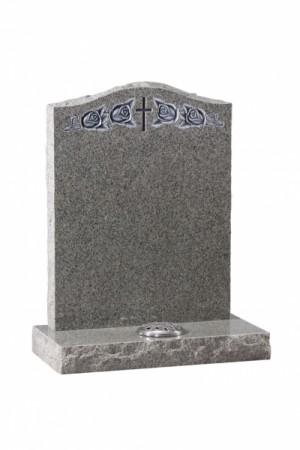 Karin Grey Granite Memorial Headstone