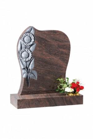 Himalayan Granite Memorial Headstone