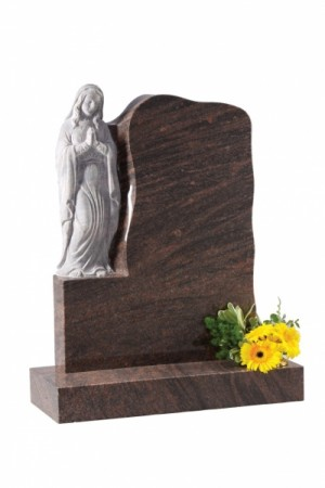 Himalayan Granite Memorial Headstone
