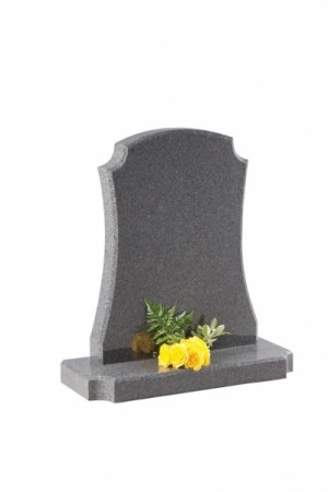 Avon Grey Headstone