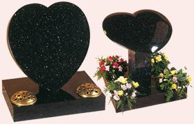 Mini Heart Memorials