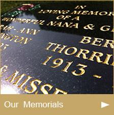 Memorial Fixing