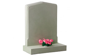 Soft Stone Memorial Finish